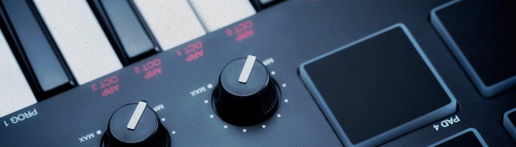 DTMに使うMIDIコントローラー