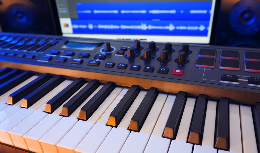 MIDIの打ち込みとは