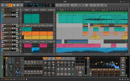 Bitwig Studio2